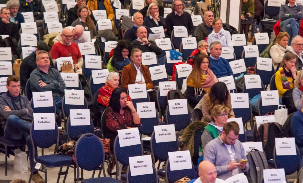 Foto 2 Bundesparteitag dieBasis 1