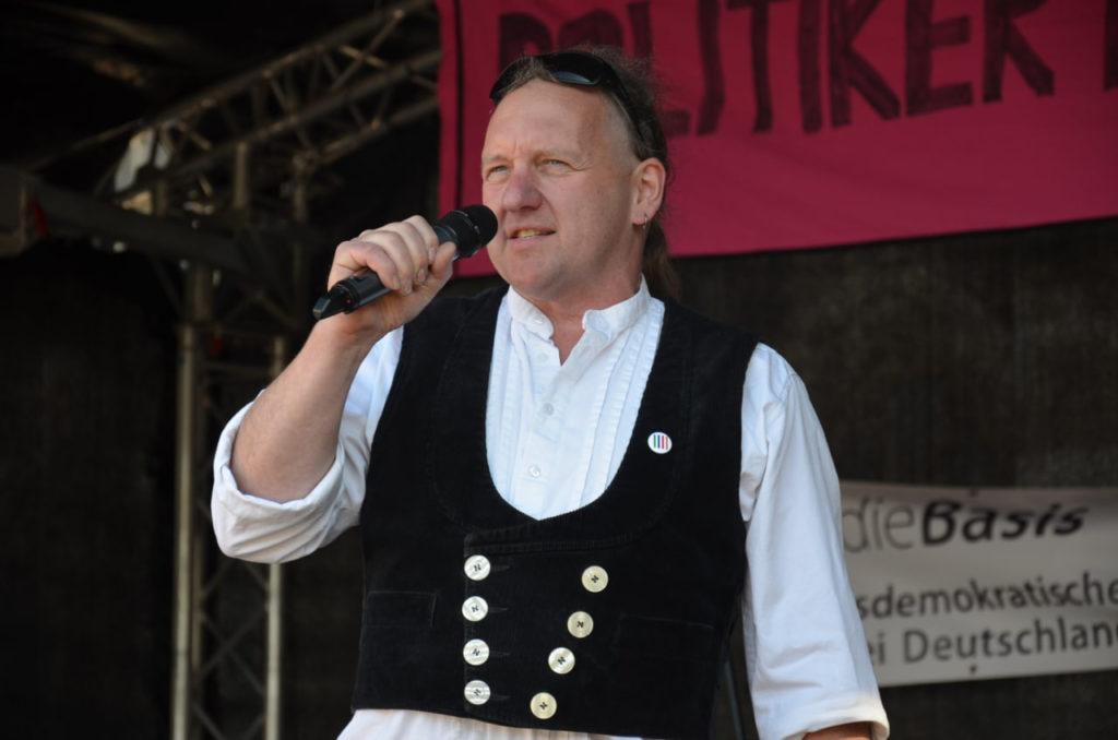 Lothar Fontes Foto Volkmar Zimmermann