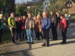 17. Oktober 2021 Wandern in der Sächsische Schweiz